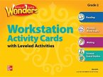 Reading Wonders, Grade 2, Workstation Activity Cards Package Grade 2