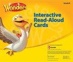 Reading Wonders Interactive Read-Aloud Cards Grade K