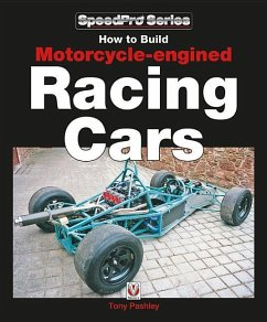 How to Build Motorcycle-Engined Racing Cars - Pashley, Tony