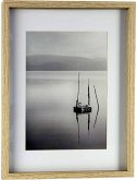 Nielsen Aura eiche 40x50 Holz inkl. Passepartout 1140002