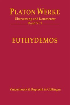 Euthydemos (eBook, PDF) - Platon