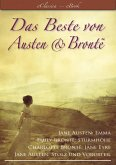 Das Beste von Austen und Brontë (Stolz und Vorurteil, Emma, Sturmhöhe, Jane Eyre) (eBook, ePUB)