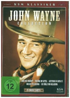 John Wayne Collection (Land der Zukunft, Freund...