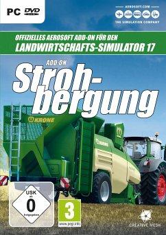 Landwirtschafts-Simulator 17 - Strohbergung - AddOn