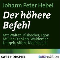 Der höhere Befehl (MP3-Download) - Hebel, Johann Peter