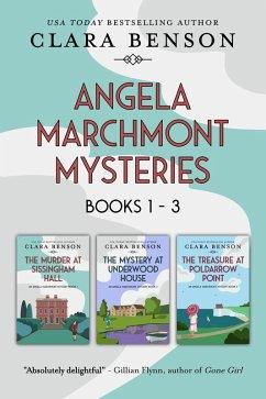 Angela Marchmont Mysteries Books 1-3 (An Angela Marchmont mystery) (eBook, ePUB)