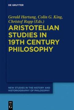 Aristotelian Studies in 19th Century Philosophy