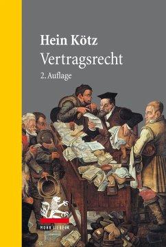 Vertragsrecht (eBook, PDF) - Kötz, Hein