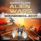 Sonnenschlacht / Alien Wars Bd.3 (MP3-Download)