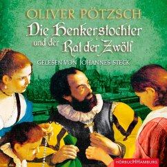 Die Henkerstochter und der Rat der Zwölf / Henkerstochter Bd.7 (MP3-Download) - Pötzsch, Oliver