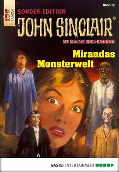 Mirandas Monsterwelt / John Sinclair Sonder-Edition Bd.58 (eBook, ePUB)