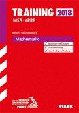 Training Mittlerer Schulabschluss Berlin/Brandenburg 2018 - Mathematik