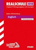 Abschlussprüfung Realschule Baden-Württemberg 2018 - Englisch