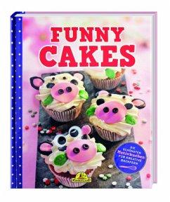 Funny Cakes - Die schönsten Motivkuchen für kre...