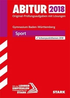Abiturprüfung Baden-Württemberg 2018 - Sport