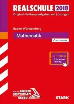 Realschule 2018 - Baden-Württemberg - Mathemati...