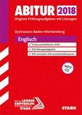 Abiturprüfung Baden-Württemberg 2018 - Englisch mit CD