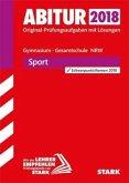 Abiturprüfung Nordrhein-Westfalen 2018 - Sport LK