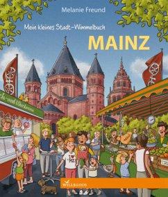 Mein kleines Stadt-Wimmelbuch Mainz