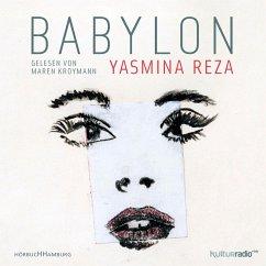 Babylon (MP3-Download) - Reza, Yasmina