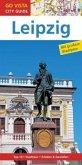 Go Vista City Guide Reiseführer Leipzig, m. 1 Karte (Mängelexemplar)