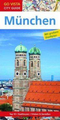 Go Vista City Guide Reiseführer München, m. 1 K...