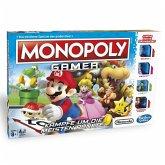 Hasbro C1815100 - Monopoly Gamer, Mario Edition, Familienspiel, Brettspiel