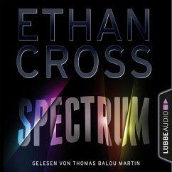 Spectrum / August Burke Bd.1 (MP3-Download) - Cross, Ethan