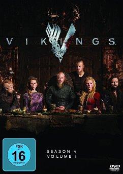 Vikings - Staffel 4: Teil 1 DVD-Box - Keine Informationen