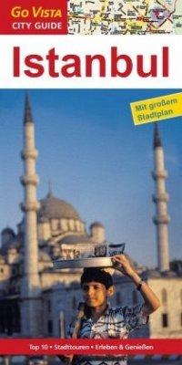 Go Vista City Guide Reiseführer Istanbul (Mänge...