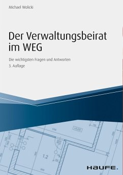 Der Verwaltungsbeirat im WEG (eBook, ePUB) - Wolicki, Michael