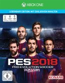Pro Evolution Soccer 2018 Legendary Edition (Xbox One)