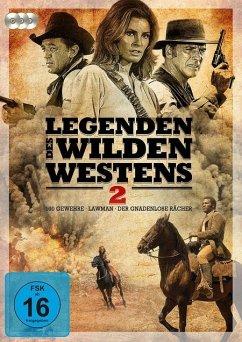Legenden des Wilden Westens (100 Gewehre, Lawman, Der gnadenlose Rächer) DVD-Box - Brown,Jim/Welch,Raquel/Reynolds,Burt/+