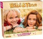 Bibi & Tina - Die Kinofilm-Fanbox, 4 Audio-CDs