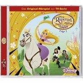 Disney Rapunzel, Die Serie, 1 Audio-CD
