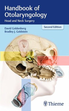 Handbook of Otolaryngology - Goldenberg, David; Goldstein, Bradley J.