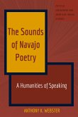 The Sounds of Navajo Poetry