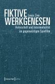 Fiktive Werkgenesen (eBook, PDF)