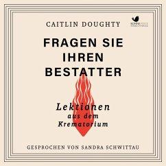 Fragen Sie Ihren Bestatter (MP3-Download) - Doughty, Caitlin