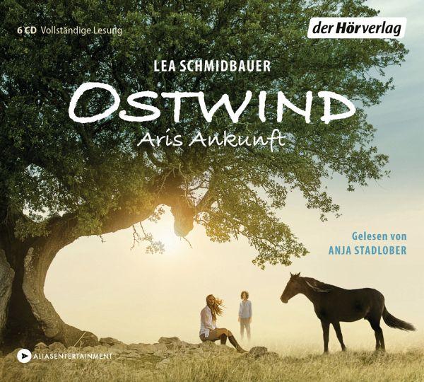 Aris Ankunft / Ostwind Bd.5 (6 Audio-CDs) - Schmidbauer, Lea