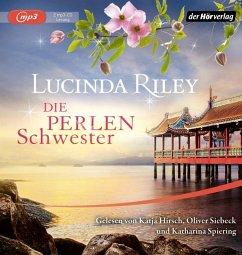 Die Perlenschwester / Die sieben Schwestern Bd.4 (2 MP3-CDs) - Riley, Lucinda