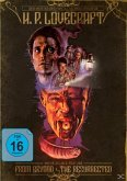 H. P. Lovecraft Movie Double Feature - From Beyond & The Resurrected Limited Mediabook