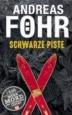 Schwarze Piste / Kreuthner und Wallner Bd.4 (Mängelexemplar)