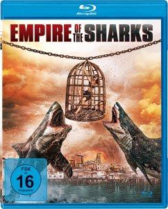 Empire of the Sharks - Savage,John/Tompkins,Jack/De Lange,Ashley/Pienaar