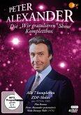 """Peter Alexander: Die """"Wir gratulieren"""" Show - Komplettbox (4 Discs)"""