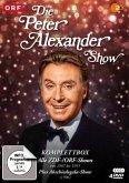 Die Peter Alexander Show - Komplettbox (4 Discs)