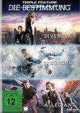 Die Bestimmung - Divergent, Insurgent, Allegiant DVD-Box