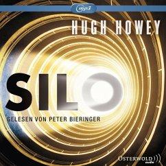 Silo, 2 MP3-CDs - Howey, Hugh