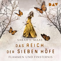 Flammen und Finsternis / Das Reich der sieben Höfe Bd.2 (MP3-Download) - Maas, Sarah J.