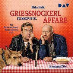 Grießnockerlaffäre / Franz Eberhofer Bd.4 (Filmhörspiel) (MP3-Download) - Falk, Rita